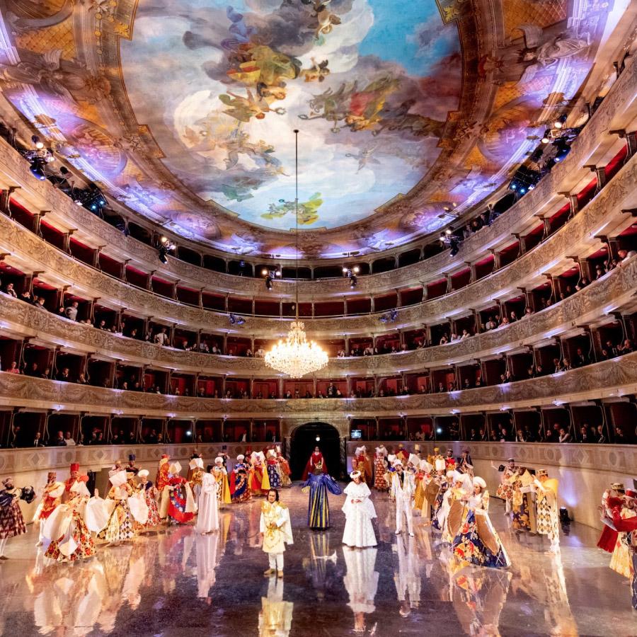 Cultura e digitale - Donizetti Opera - L'ange de Nisida