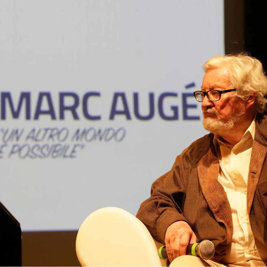 Cultura e digitale - Marc Augé - Futura Festival