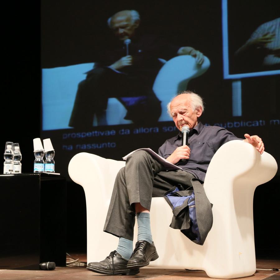 Cultura e digitale - Zygmunt Bauman - Futura Festival