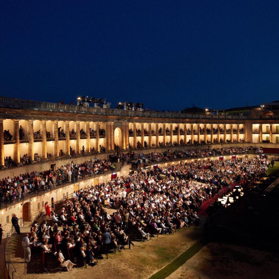 Cultura e Digitale - Macerata Opera Festival - Sferisterio